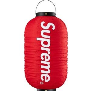 Supreme hanging lantern accessory red Brand new